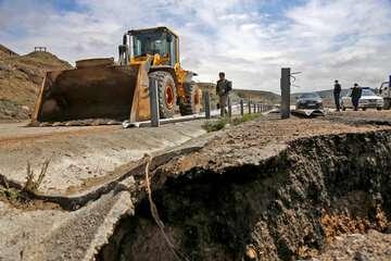 سیلاب ۹ هزار میلیارد ریال به راهها خسارت زد