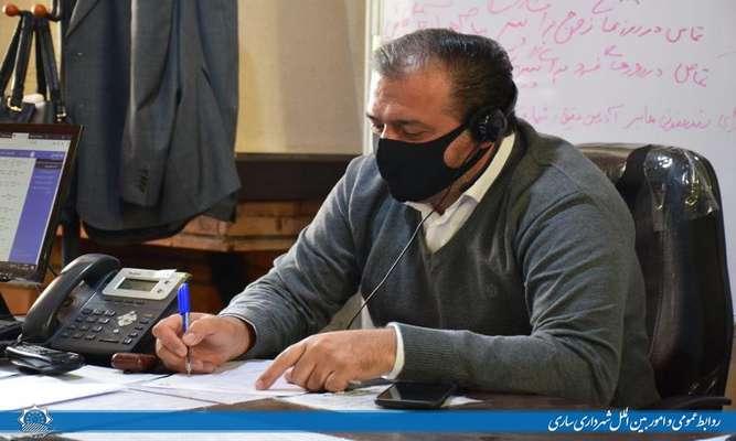 پاسخگویی مدیران مجموعه شهرداری به مطالبات شهروندان در حوزه مدیریت شهری