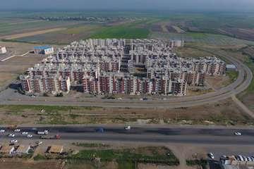 ساخت ۵۴۸۲۰۶ واحد شهری توسط بنیاد برای کم درآمدها/پرداخت ۳۲۷ میلیاردتومان ودیعه مسکن به خانوارهای کم درآمد