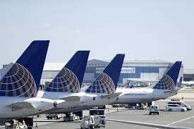 پیشبینی افت ۹۰ درصدی پروازهای یونایتد ایرلاینز در ماههای آینده !