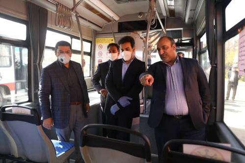 تمرکز بر استفاده از اتوبوس و تاکسی برقی در ناوگان حمل ونقل عمومی  ...