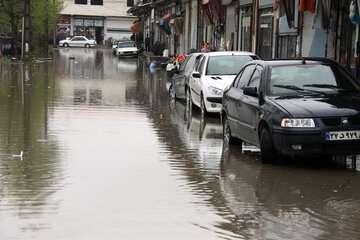 هشدار سطح نارنجی سازمان هواشناسی در پنج استان کشور