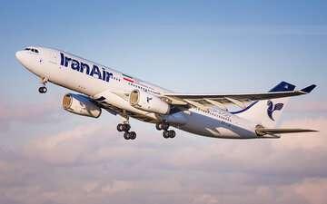 پرواز فوق العاده روز جمعه رم-تهران لغو شد