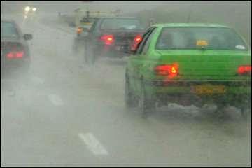 بارش باران در ۲۴ استان کشور برای شنبه و یکشنبه/ ورود سامانه بارشی جدید از سه شنبه به کشور /تلاطم در دریای خزر و خلیج فارس طی امروز و فردا