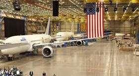فعالیت کارخانه هواپیماسازی بوئینگ از سرگرفته میشود