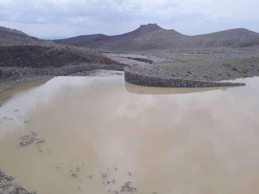 آبگیری سدهای نیشابور بدون هیچ گونه خسارتی تداوم دارد