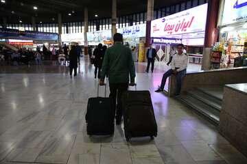 کمبود مسافر چالش حمل و نقل مازندران در دوران کرونا