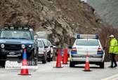 کاهش ۵۶ درصدی تردد خودرو در شبکه جادهای در دوره اجرای فاصلهگذاری اجتماعی