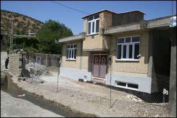 بازسازی ۱۱۰۰ واحد مسکونی سیل زده اردبیل