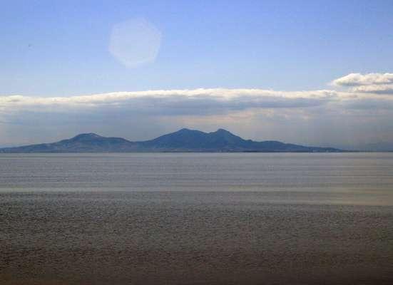 تراز دریاچه ارومیه معادل بهار ۱۰ سال قبل شد