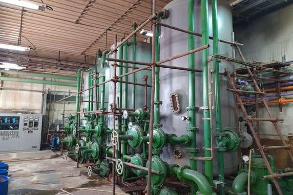 افزایش ظرفیت تولید آب بدون املاح در نیروگاه بندرعباس