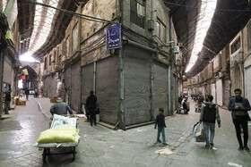 بازار تهران ۳۱ فروردین