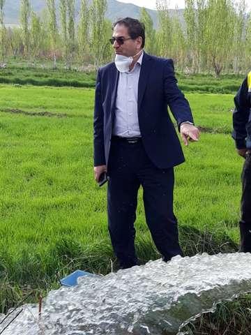 تامین آب شرب سالم و بهداشتی بیش از 5 هزار نفر در بزرگترین روستای آذربایجان غربی
