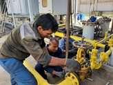 واحد ۲ گازی نیروگاه بندرعباس به مدار تولید بازگشت