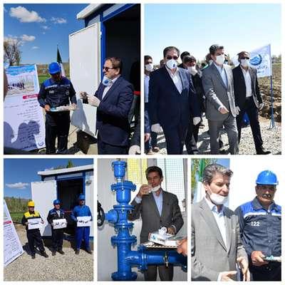 تامین آب شرب سالم و بهداشتی بیش از 5 هزار نفر در روستای قولنجی
