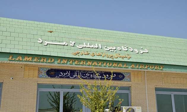 بهرهبرداری از دومین ترمینال بزرگ فرودگاهی در استان فارس