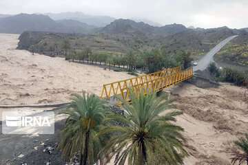 سیل امسال۱۲۹۰ میلیارد تومان به جادههای کشور خسارت زد