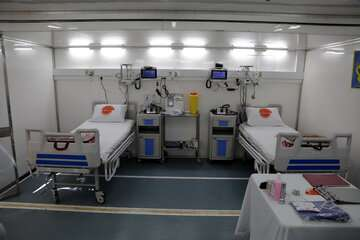 ساخت و تکمیل ۶۳ بیمارستان در دولت تدبیر و امید