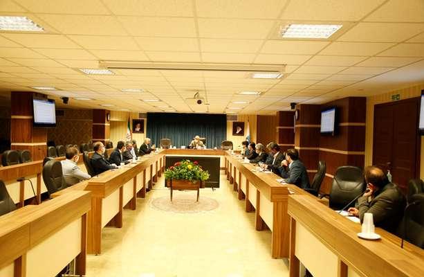 جلسه 141 شورای راهبری و اطلاع رسانی طرح احیا و تعادل بخشی...
