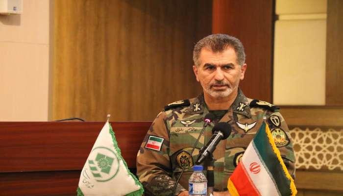 فرمانده ارتش فارس در صحن شورای شهر شیراز: در بحرانهایی همچون سیل و کرونا،در ار مردم شیراز بودهائیم
