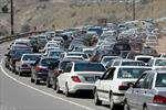 ترافیک سنگین جاده فیروزکوه-تهران/چالوس-کرج از ۱۵:۰۰ یکطرفه میشود