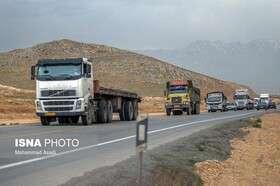افزایش ۸۵ درصدی فعالیت کامیونداران در روزهای کرونایی