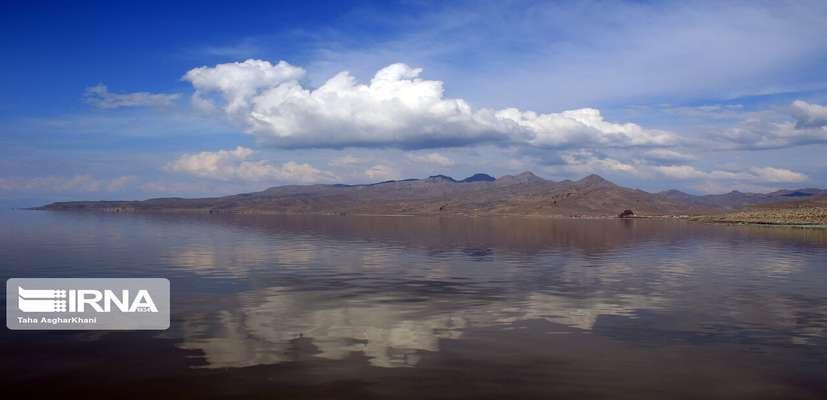 تراز دریاچه ارومیه در آستانه رسیدن به ۱۲۷۲ متر