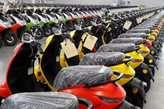کاهش انتشار آلايندهها در كلانشهرها با برقي كردن 300 هزار موتورسيكلت پرتردد