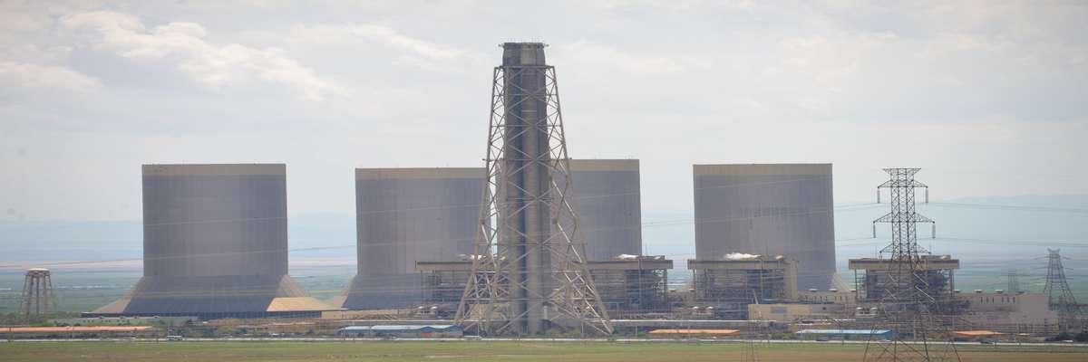 آغاز تعمیرات واحد شماره 4 بخاری نیروگاه شهید رجایی