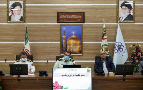 اقدامات شهرداری مشهد در همه حوزه ها به ویژه حوزوه های ترافیکی چشمگیر  ...
