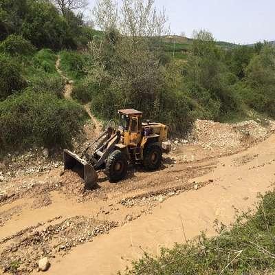 بیش از ۸۰ درصد از سردهنه های زراعی استان مرمت و بازسازی و...