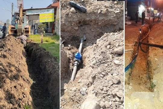 با افزایش شبکه توزیع 110 انشعاب جدید مسکونی و تجاری در شهرستان فومن آماده واگذاری شد