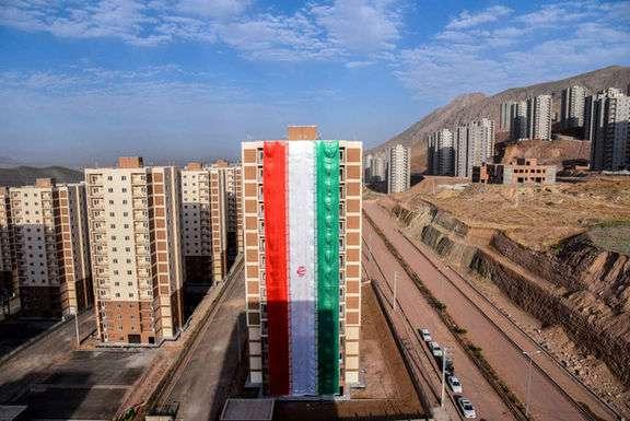 آغاز ساخت ۴۰ هزار واحد مسکونی طرح اقدام ملی توسط بنیاد مسکن