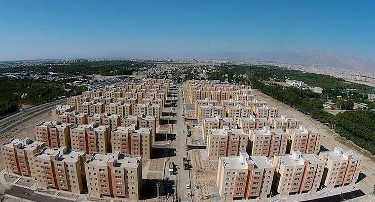 آغاز ساخت ۴۵ هزار واحد مسکونی تا پایان شهریور ۹۹