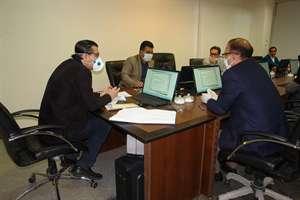 جلسه کمیته فنی شهر بجنورد 9 اردیبهشت 99