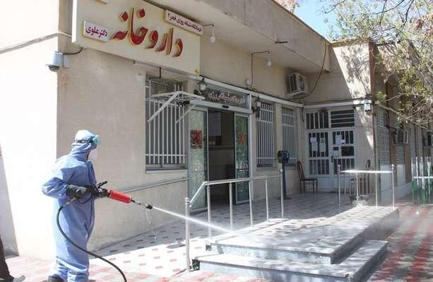 ضدعفونی معابر و اماکن شهر تبریز ادامه دارد/ ایجاد تونل های ضد عفونی در ورودی ساختمان های اداری