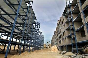 ۴۵ هزار واحد مسکونی در حاشیه شهرها ساخته میشود