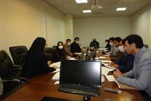 جلسه توجیهی  نحوه جمع بندی و تکمیل شاخص های اختصاصی و عمومی سه شنبه 9 اردیبهشت 99