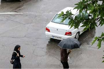 هشدار نسبت به آبگرفتگی معابر و برخورد صاعقه در ۱۵ استان پربارش/دریایخزر و خلیجفارس طی دو روز مواج است