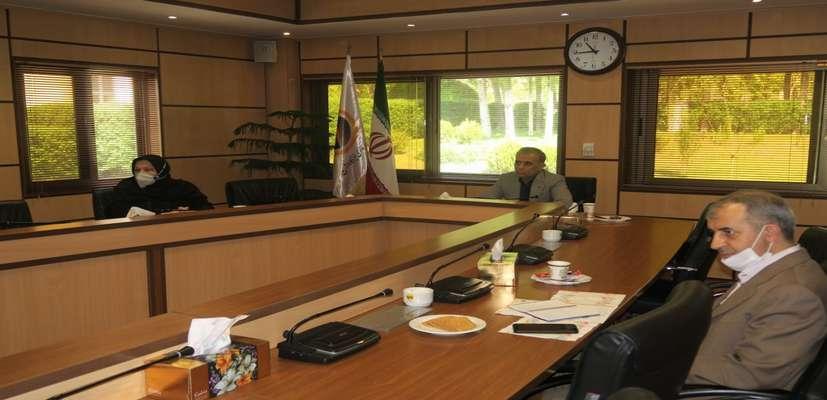 عملکرد شرکت تولید نیروی برق تهران