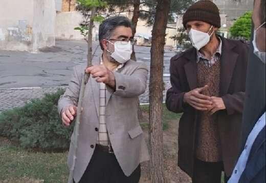 آغاز اجرای طرح جامع ارزیابی عملکرد شرکت های فضای سبز تبریز در سال ۹۹