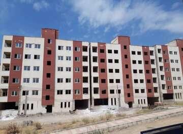 مسکن مهر بروجرد محروم از ابتدایی ترین زیرساختهای شهری