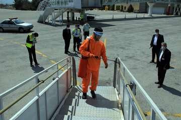 ایرلاین ها ملزم به تامین ماسک و دستکش مسافران هستند