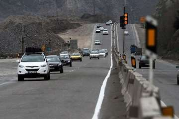 افزایش ۱.۷ درصدی ترددهای برون شهری نسبت به روز قبل/ ممنوعیت تردد در ۱۱ محور