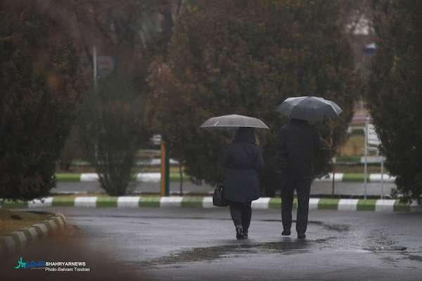 هشدار بارش تگرگ در آذربایجانشرقی