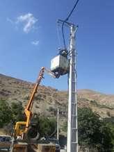 پایداری شبکه برق بومهن بهبود یافت