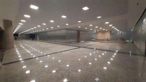 بهرهبرداری از ۱۰۰۰ مترمربع طبقه منفی یک عرصه میدان شهدا