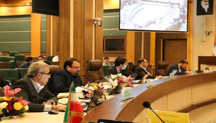 مصوبات یکصد و سی و دومین جلسه علنی شورای شهر شیراز