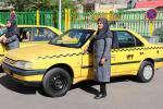 رونمایی از لباس فرم بانوان تاکسیران مشهدی
