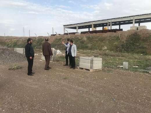 تسریع در اجرای عملیات عمرانی شهرک شهید صیاد شیرازی